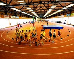 LKKA lengvosios atletikos maniežas