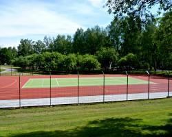 Birštono miesto mokyklos universali sporto aikštelė