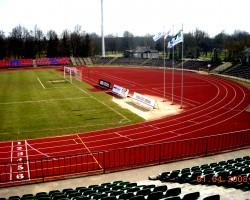 Panevėžio miesto lengvosios atletikos stadionas