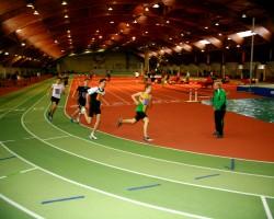 Panevėžio miesto lengvosios atletikos maniežas